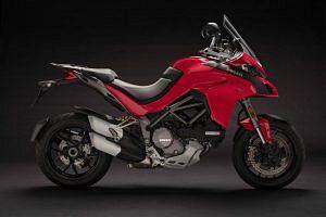 Ducati Multistrada 1260S-DAir (2018)