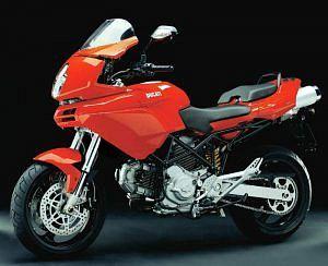 Ducati Multistrada 620 (2005-06)