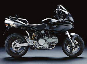 Ducati Multistrada 620 Dark (2005)