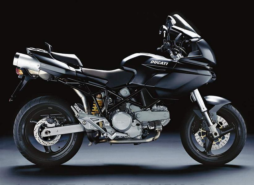 Ducati Multistrada 620 Dark (2005) - MotorcycleSpecifications.com