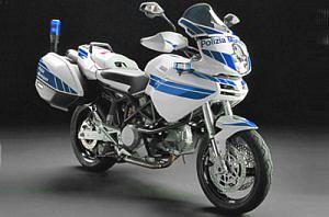 Ducati Multistrada 620 Polizei (2006)