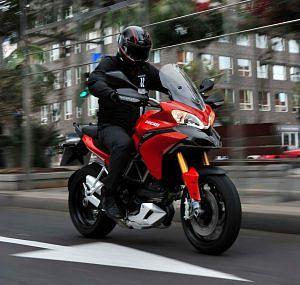 Ducati Multistrada 1200S (2012)