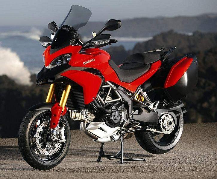 Ducati Multistrada 1200S (2011)