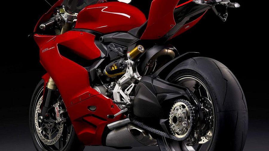 Ducati 1199 Panigale (2014)