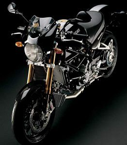 Ducati Monster S4RS Testastretta (2007)