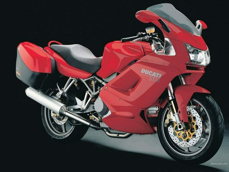 Ducati ST4S ABS (2005-06)