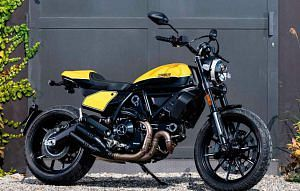 Ducati Scrambler Full Throttle (2019)