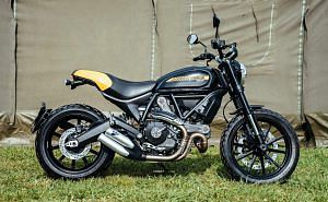 Ducati Scrambler Full Throttle Special (2018)