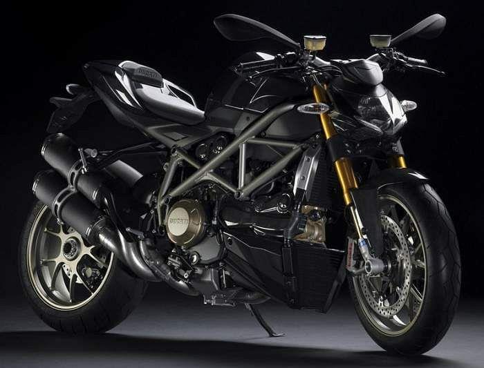 Ducati Streetfighter 1099 S (2009)