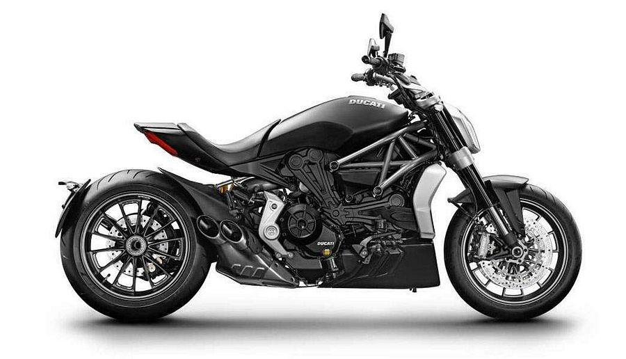 Ducati X Diavel (2017-18)
