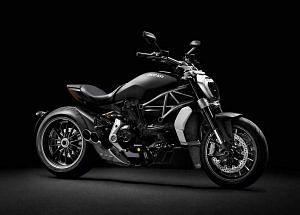 Ducati X Diavel (2016)