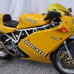 Ducati 900 SL Superlight (1996-97)