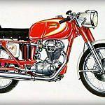 Ducati 250 Mach 1 (1964-66)