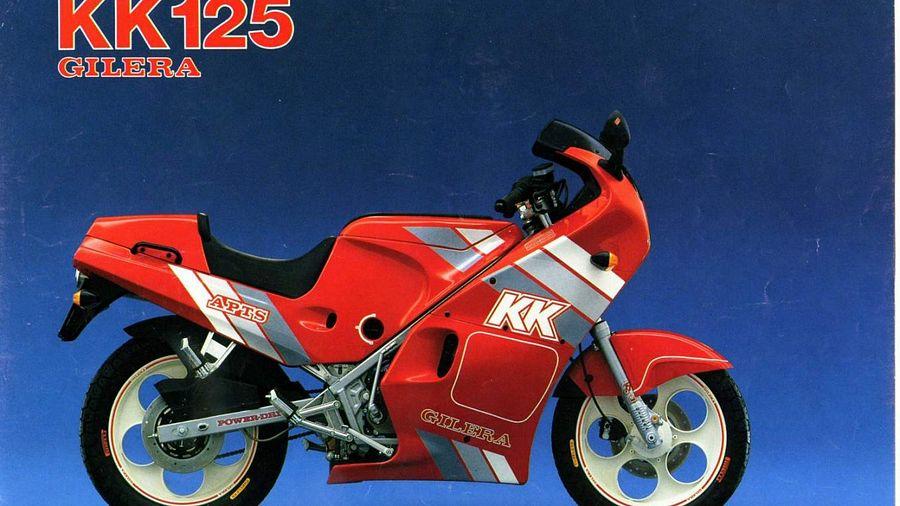 Gilera KK 125 (1990)