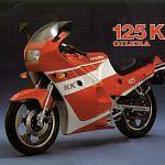 Gilera KK125 (1987-88)