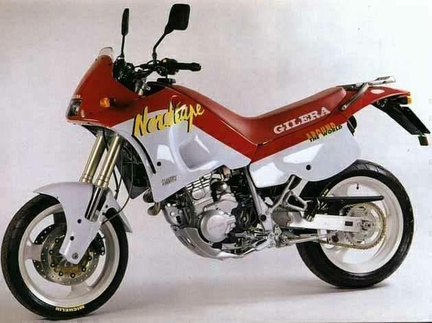 Gilera Nordcape 600 (1990)