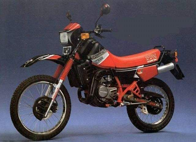 Gilera RX Arizona (1986)