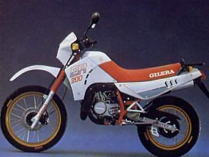 Gilera ER 200 (1987)