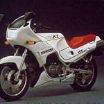 Gilera 125 KZ (1986-87)