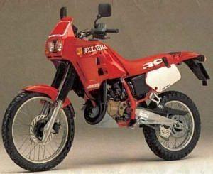 Gilera RC 125 Rally (1990)