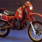 Gilera RC 125 Rally (1987-89)