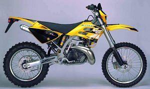 Gas Gas EC 200 (2004-07)
