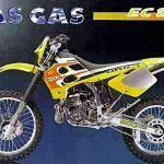Gas Gas EC 200 (1998-03)