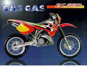 Gas Gas EC 250 (1998-03)