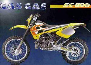 Gas Gas EC 300 (1998-01)