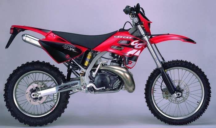 Gas Gas EC 250 (2004-07)