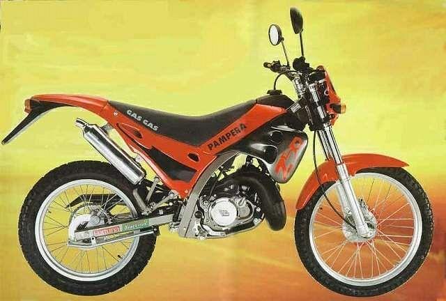 Gas Gas Pampera 200 (1998)