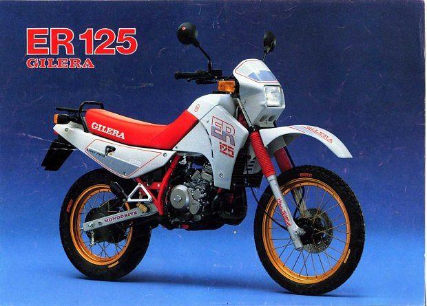 Gilera ER 125 (1986)