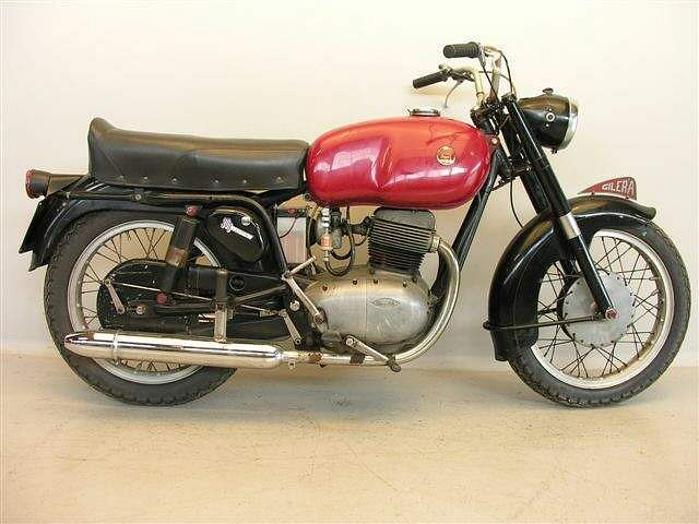 Gilera RX Arizona Hawk 200 (1964-69)