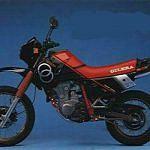 Gilera ER Dakota 350 (1987)