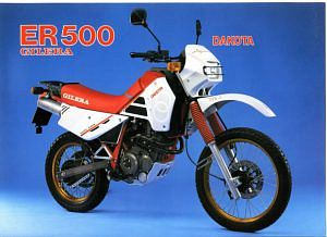 Gilera ER Dakota 500 (1988)