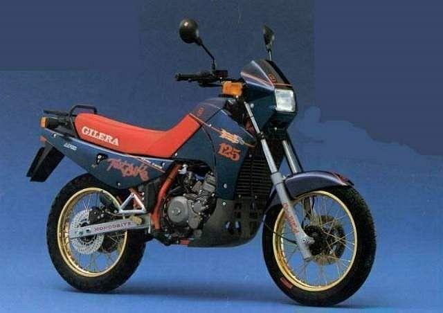 Gilera 125 Fastike (1987)