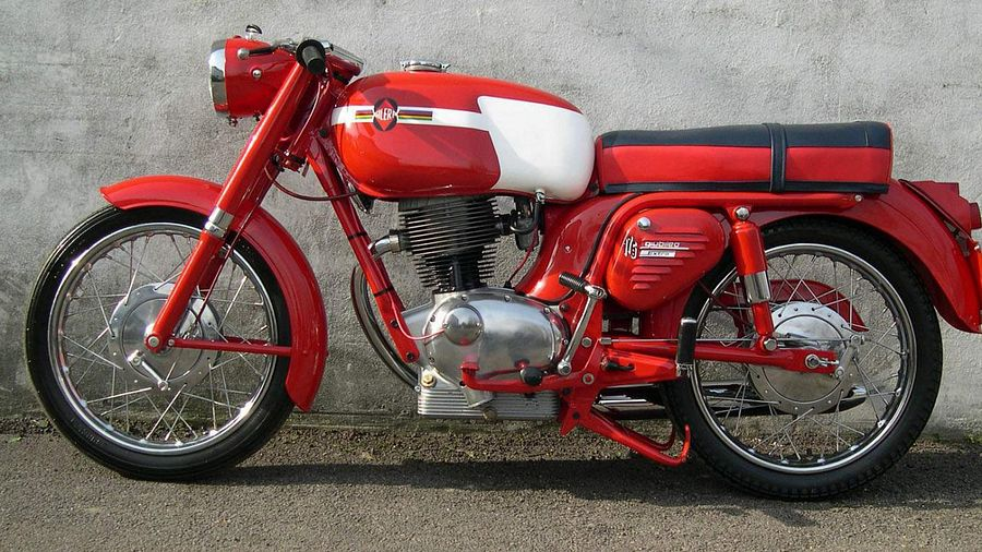Gilera Giubileo 125 (1964-69)
