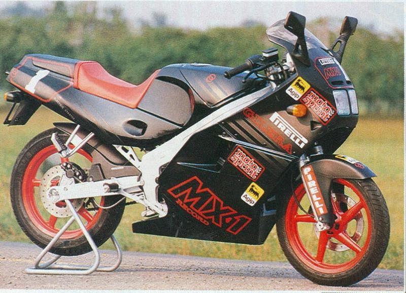 Gilera MX1 125 (1989)
