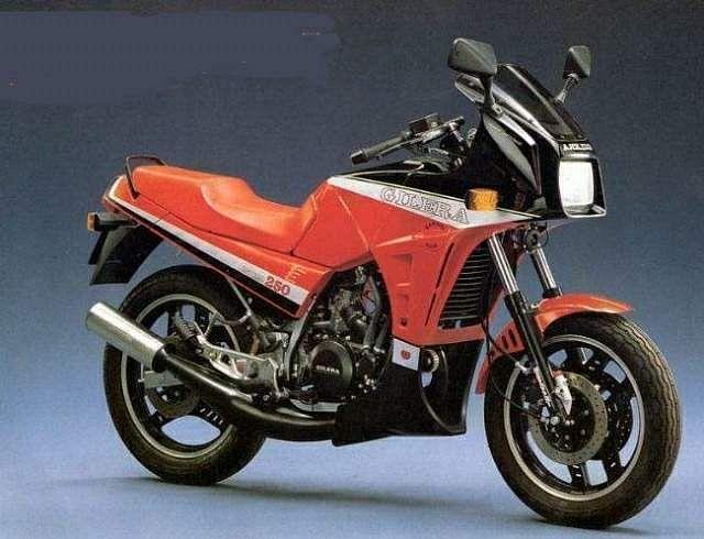 Gilera NGR250 (1984)