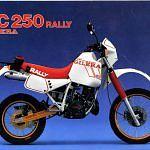 Gilera RC 250 Rally (1985)