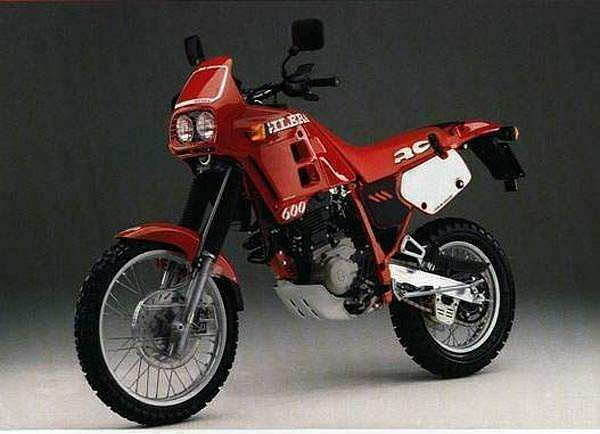 Gilera RC 600 Enduro (1989-91)