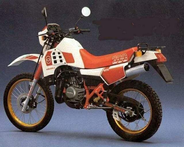 Gilera RTX 200 (1985)