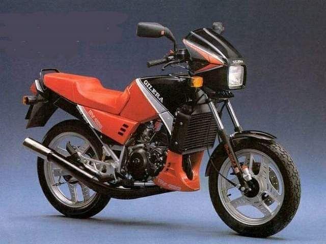 Gilera RV125 (1984)