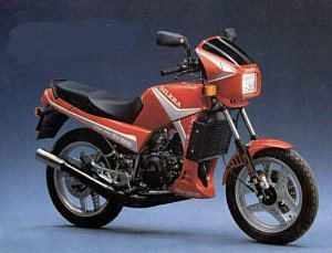 Gilera RV 200 (1984)