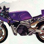 Gilera Saturno Bialbero 500 Nouvo (1990)