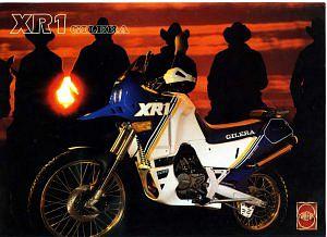 Gilera XR-1 125 (1988-89)