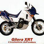 Gilera XR-T600 (1988)