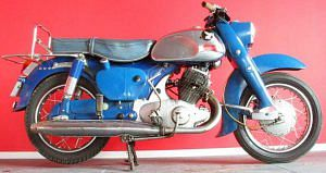 Honda CB75 Dream (1959-61)