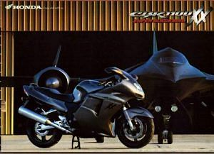 Honda CBR1100XX (1997)