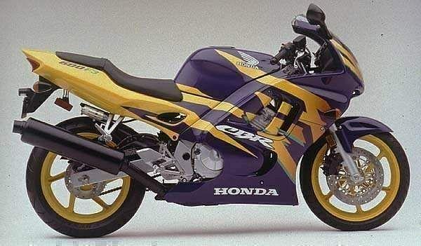 Honda CBR600F3 (1997)